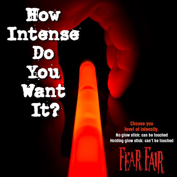 Fear Fair Haunted House Indiana Touch or No Touch