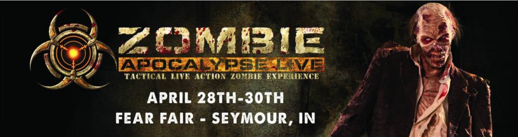 Zombie Apocalypse Live at Fear Fair